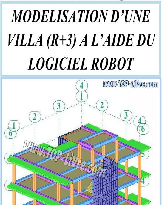 Exemple de modélisation avec Robot