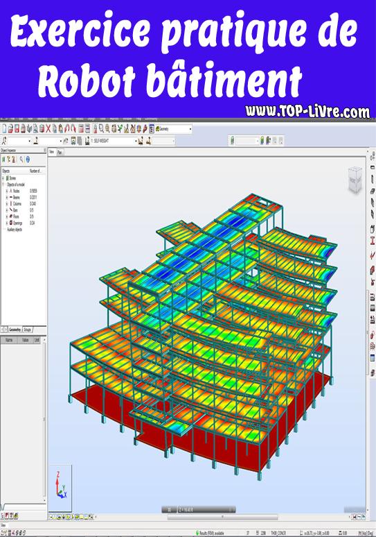 Exercice pratique de Robot bâtiment