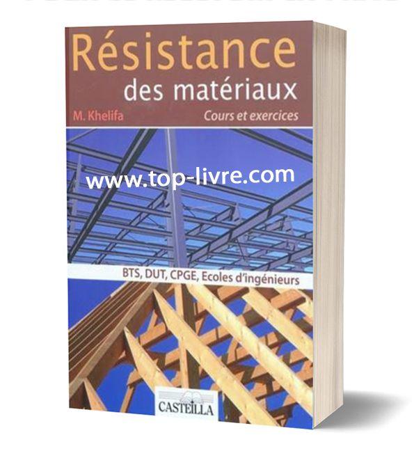résistance des matériaux (RDM)